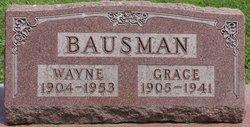 Grace <i>Peters</i> Bausman