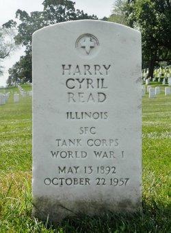 Harry Cyril Read