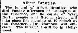 Albert R. Brantley