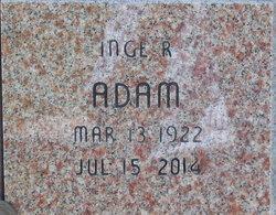 Inge R. Adam