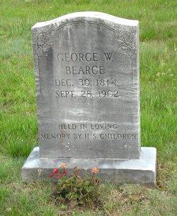 George W Bearce