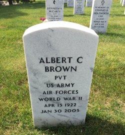 Albert C Brown