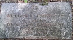 PFC William C. Johnson