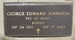 George Edward Johnson