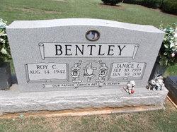 Janice <i>Boyd</i> Bentley