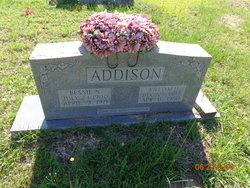 Bessie N Addison