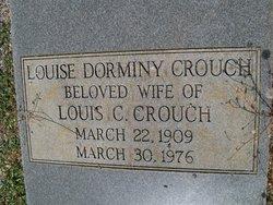 Edna Louise <i>Dorminy</i> Crouch