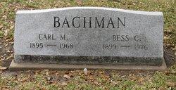 Carl Miller Bachman