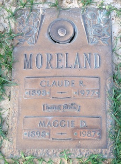 Claude Roy Moreland