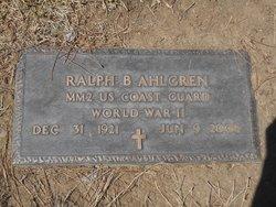 Ralph B Ahlgren