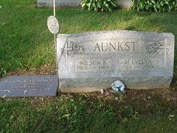 Wilson B Aunkst
