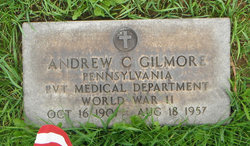 Andrew Carnegie Gilmore