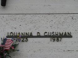 Louanna D. <i>Heitz</i> Cushman
