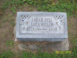 Sarah Belle <i>Overmyer</i> Lockmiller
