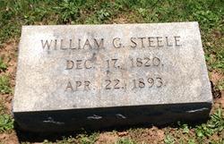 William Gaston Steele