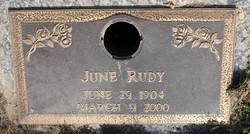 June G. Rudy