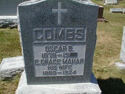 E. Grace <i>Mahar</i> Combs