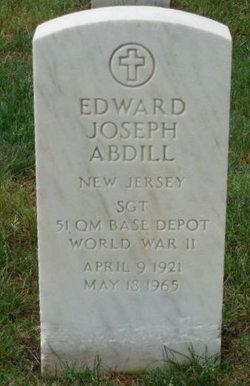 Edward Joseph Abdill