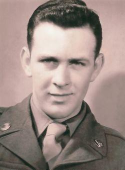 Sgt Robert Eugene Bob Adams