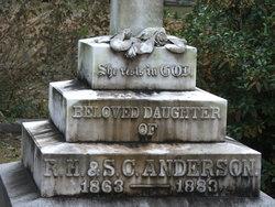 Lallie <i>Anderson</i> Eglinger