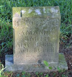 Amanda <i>Weaver</i> Smith