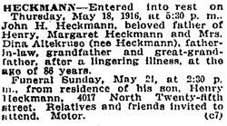 John Heckmann