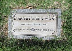 Dorothy <i>Cooley</i> Chapman