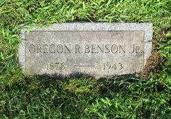 Oregon R. Benson, Jr