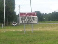 McCrabb Baptist Church and Cemetery