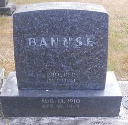 Cecil J. Bannse