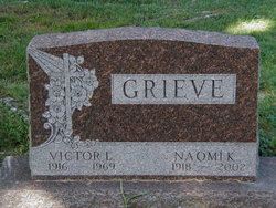 Victor Lowell Grieve