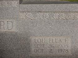 Lou Ella <i>Fuller</i> Blanchard