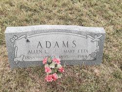 Allen L Adams