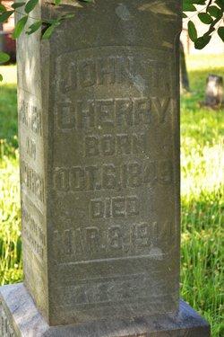 John T Cherry