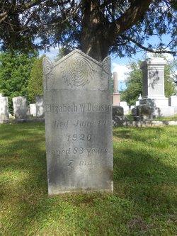 Elizabeth W. Denison