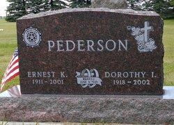 Ernest Kermit Pederson
