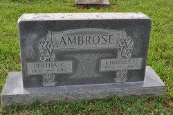 Bertha C. Ambrose