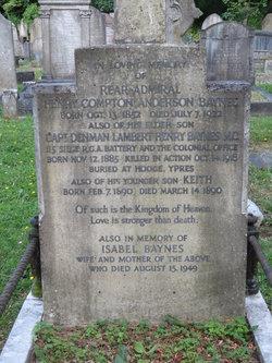 Henry Compton Anderson Baynes