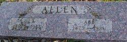 Ella L. <i>Carlisle</i> Allen