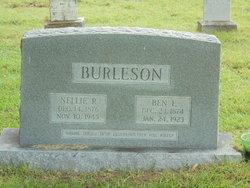 Nellie R <i>McKissack</i> Burleson