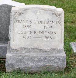 Francis Frederick Dillman
