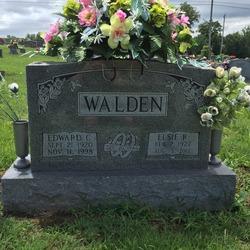 Elsie <i>Biggers</i> Walden