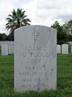 Adam J O'Toole