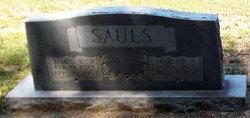 Matilda Ann <i>Rodgers</i> Sauls