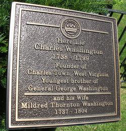 Col Charles Washington