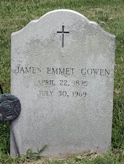 James Emmet Gowen