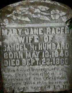 Mary Jane <i>Racer</i> Humbard