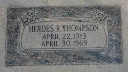 Herdes Thompson