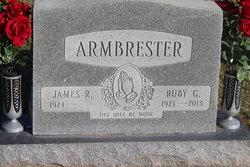 Ruby Gertrude <i>Grubb</i> Armbrester