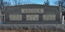 Colia Adcock